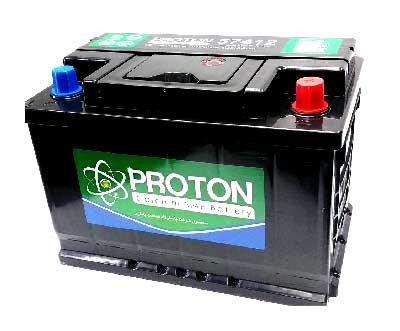 باطری ماشین پروتون