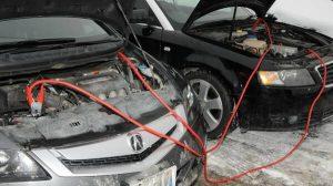 آموزش باتری به باتری کردن ماشین