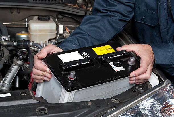 بررسی کیفیت باتری ماشین سوزوکی