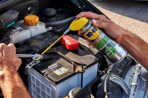 تعمیر و احیاء باتری ماشین