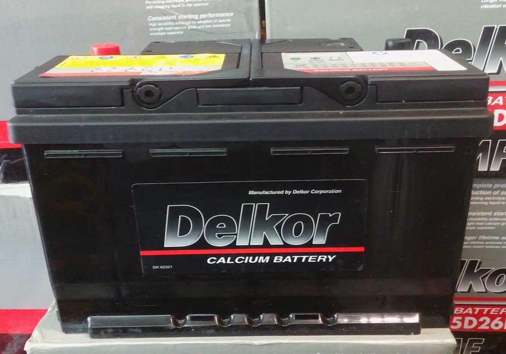 معرفی باتری ماشین دلکور