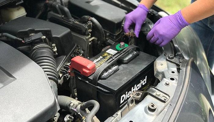 احیاء باتری ماشین